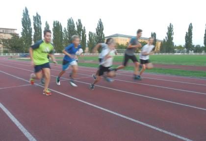 Tréningy Atletika